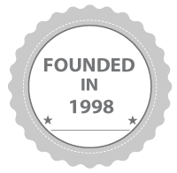 founded-in-1998-badge