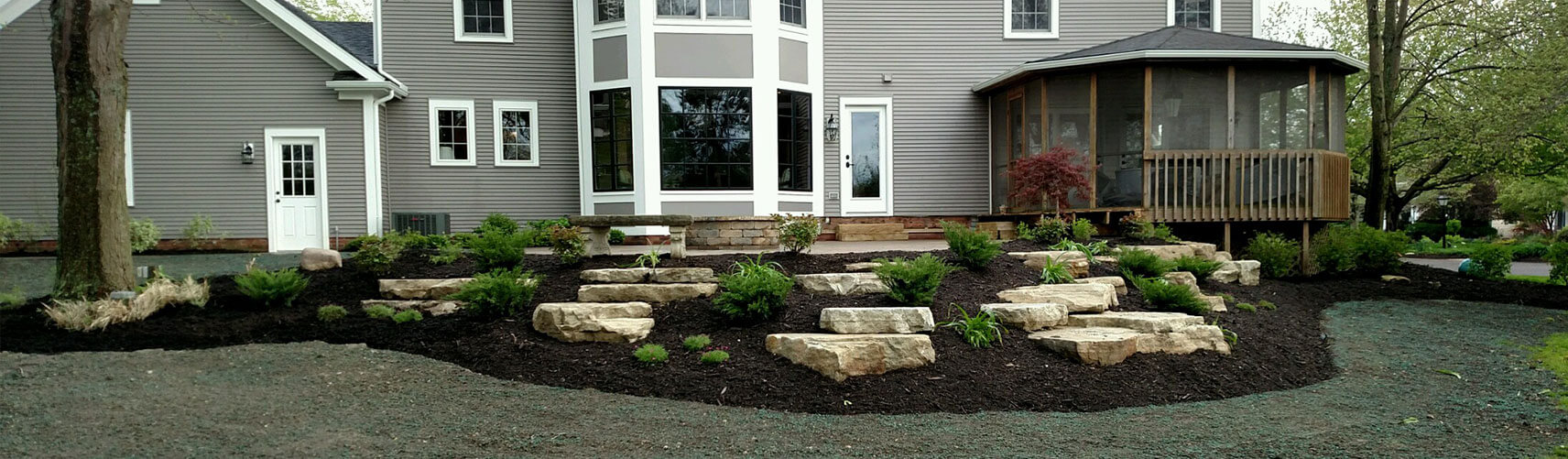 Chardon Landscape Design, Landscaping Company and Excavation Contractor